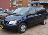 Foto Vendo Chrysler Town & Country 2005 | Bogota D. C